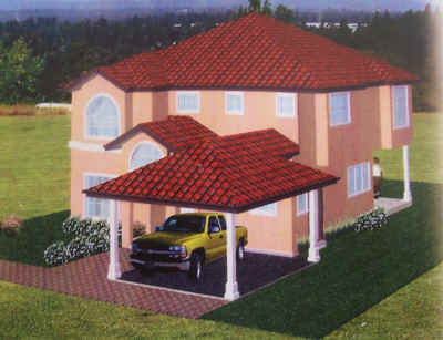 Jamaican houses designs home design and style for Jamaican house designs